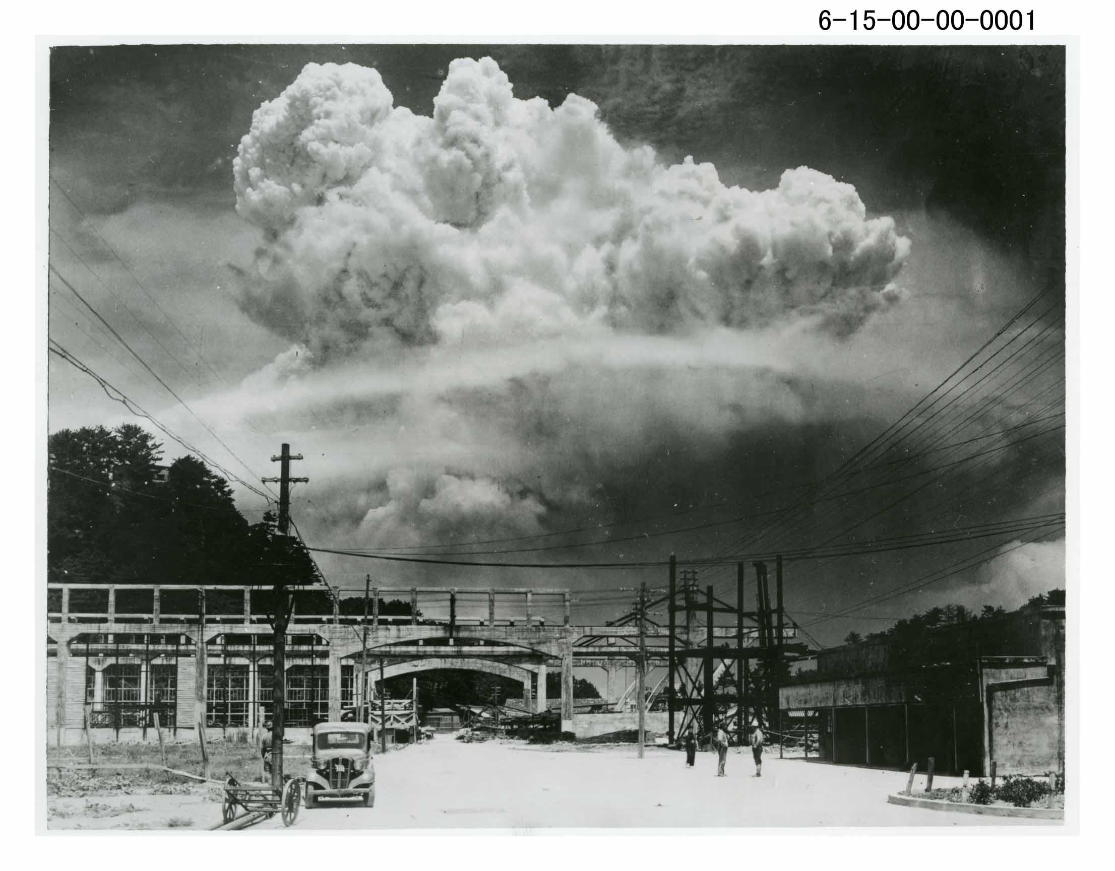 Hiroshima & Nagasaki and the Dawn of the Nuclear Age